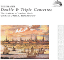 Telemann: Double & Triple Concertos/The Academy of Ancient Music, Christopher Hogwood