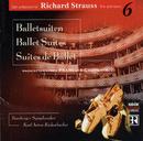 R. Strauss: Ballettsuiten nach Francois Couperin/Bamberger Symphoniker, Karl Anton Rickenbacher