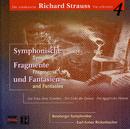 Symphonische Fragmente und Fantasien/Bamberger Symphoniker, Karl Anton Rickenbacher