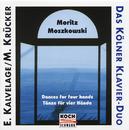 Dances for four hands/Das Kölner Klavier-Duo