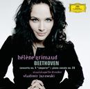 Beethoven: Piano Concerto No. 5; Piano Sonata No.28 in A, Op.101/Hélène Grimaud, Staatskapelle Dresden, Wladimir Jurowski