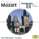 """Mozart: Symphonies Nos. 36 """"Linz"""", 38 """"Prague"""" & 39/Berliner Philharmoniker, Karl Böhm"""