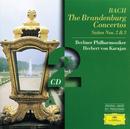 Bach, J.S.: The Brandenburg Concertos; Suites Nos.2 & 3/Berliner Philharmoniker, Herbert von Karajan