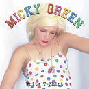 White T-Shirt/Micky Green
