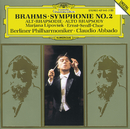 ブラ-ムス 交響曲 第2番/アルト・ラプ/Berliner Philharmoniker, Claudio Abbado