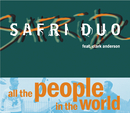 All The People In The World (2-tracks)/Safri Duo