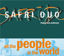 All The People In The World (4-tracks)/Safri Duo