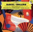 ラヴェル:ボレロ、スペイン狂詩曲、他/Berliner Philharmoniker, Pierre Boulez