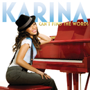 Can't Find The Words/Karina