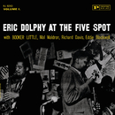 At The 5 Spot, Vol. 1 (RVG)/Eric Dolphy
