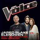Ain't No Mountain High Enough (The Voice Performance)/Jared Blake, Elenowen