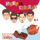 BEEF or CHICKEN(通常盤)/TERIYAKI BOYZ