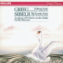Sibelius: Karelia Suite; Swan of Tuonela/Grieg: Holberg Suite/Academy of St. Martin in the Fields, Sir Neville Marriner