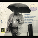 Carter: Clarinet Concerto; Symphonia/BBC Symphony Orchestra, Oliver Knussen