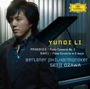 ラヴェル:ピアノ協奏曲ト長調/プロコフィエフ:ピアノ協奏曲第2番/Yundi Li, Berliner Philharmoniker, Seiji Ozawa
