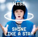 Shine like a star/WISE
