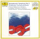Shostakovich: Symphony No.5 In D Minor, Op. 47 / Tchaikovsky: Francesca Da Rimini, Op. 32/Warsaw National Philharmonic Orchestra, Leningrad Philharmonic Orchestra, Gennadi Rozhdestvensky, Witold Rowicki