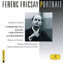 Ferenc Fricsay Portrait - Brahms: Symphony No.2; Haydn Variations; Alto Rhapsody/Maureen Forrester, Wiener Philharmoniker, Radio-Symphonie-Orchester Berlin, Ferenc Fricsay, RIAS Kammerchor