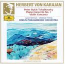 Tchaikovsky: Piano Concerto No.1 In B Flat Minor, Op. 23 ; Violin Concerto in D Major, Op. 35/Berliner Philharmoniker, Herbert von Karajan