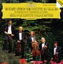 モーツァルト:弦楽五重奏曲第3番、第4番/Melos Quartet, Franz Beyer