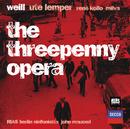 Weill: The Threepenny Opera/René Kollo, Mario Adorf, Helga Dernesch, Ute Lemper, Milva, Wolfgang Reichmann, Susanne Tremper, Rolf Boysen, RIAS Sinfonietta Berlin, John Mauceri