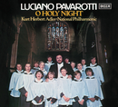 パヴァロッティ/オ・ホーリー・ナイト/Luciano Pavarotti, The National Philharmonic Orchestra, Kurt Herbert Adler
