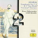 ドヴォルザーク:交響曲第7、8、9番他/Wiener Philharmoniker, Lorin Maazel
