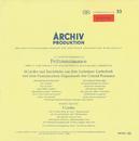 Glogauer & Lochhamer Songbooks/Eva-Juliane Gerstein, Friedrich Brückner-Rüggeberg, Walter Gwerwig, Johannes Koch, Ferdinand Conrad, Nurnberger Gambencollegium, Josef Ulsamer