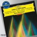 サン=サーンス:交響曲第3番<オルガン>、他/Chicago Symphony Orchestra, Orchestre de Paris, Daniel Barenboim