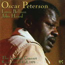The London Concert/Oscar Peterson