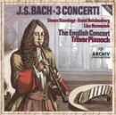 J.S.バッハ:管楽器のための協奏曲集BWV 1044/BWV1060/BWV1055/David Reichenberg, Lisa Beznosiuk, Simon Standage, The English Concert, Trevor Pinnock