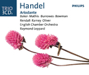 Handel: Ariodante (3 CDs)/Dame Janet Baker, James Bowman, Norma Burrowes, Edith Mathis, English Chamber Orchestra, Raymond Leppard