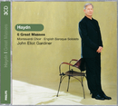 Haydn: 6 Great Masses (3 CDs)/The Monteverdi Choir, English Baroque Soloists, John Eliot Gardiner