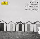 Grieg: Piano Concerto; Peer Gynt Suites Nos.1 & 2/Lilya Zilberstein, Gothenburg Symphony Orchestra, Neeme Järvi