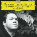アルテ・リーベ~ブラームス&リスト歌曲集/Thomas Quasthoff, Justus Zeyen
