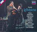 Puccini: La Bohème (2 CDs)/Mirella Freni, Luciano Pavarotti, Elizabeth Harwood, Nicolai Ghiaurov, Berliner Philharmoniker, Herbert von Karajan