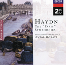 Haydn: The Paris Symphonies (2 CDs)/Philharmonia Hungarica, Antal Doráti