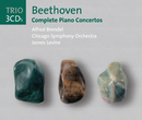 Beethoven: Complete Piano Concertos (3 CDs)/Alfred Brendel, Chicago Symphony Orchestra, James Levine