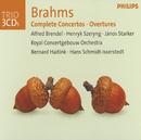 Brahms: Complete Concertos / Overtures (3 CDs)/Alfred Brendel, Henryk Szeryng, János Starker, Royal Concertgebouw Orchestra, Bernard Haitink, Hans Schmidt-Isserstedt