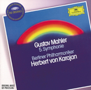 マーラー:交響曲第5番/Berliner Philharmoniker, Herbert von Karajan