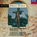 J.シュトラウスの世界/Anton Karas, Wiener Philharmoniker, Willi Boskovsky