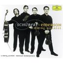 シューベルト:弦楽四重奏曲集/Emerson String Quartet, Mstislav Rostropovich