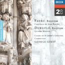 フォーレ:「レクイエム」/プーランク:「ミサ曲」、他/Choir Of St. John's College, Cambridge, George Guest