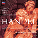 Hogwood conducts Handel Oratorios/The Academy of Ancient Music, Christopher Hogwood
