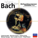 Weihnachtsoratorium BWV 248, Kantaten Nr. 1-6 (Eloquence)/Catherine Bott, Julia Gooding, Michael Chance, Andrew King, Paul Agnew, Michael George, Simon Grant, Philip Pickett, New London Consort
