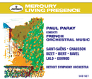 Paul Paray conducts French Orchestral Music (5 CDs)/Paul Paray