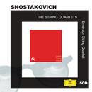 ショスタコーヴィチ:弦楽四重奏曲全集 CD1/Emerson String Quartet