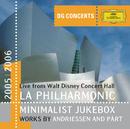 Andriessen: Racconto dall'Inferno; De Staat / Pärt: Tabula rasa/Los Angeles Philharmonic, Reinbert de Leeuw
