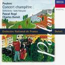 プーランク:管弦楽曲集/Pascal Rogé, Orchestre National De France, Charles Dutoit