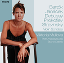 20th Century Violin Sonatas/Viktoria Mullova, Piotr Anderszewski, Bruno Canino